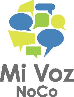 Mi Vox NoCo Logo