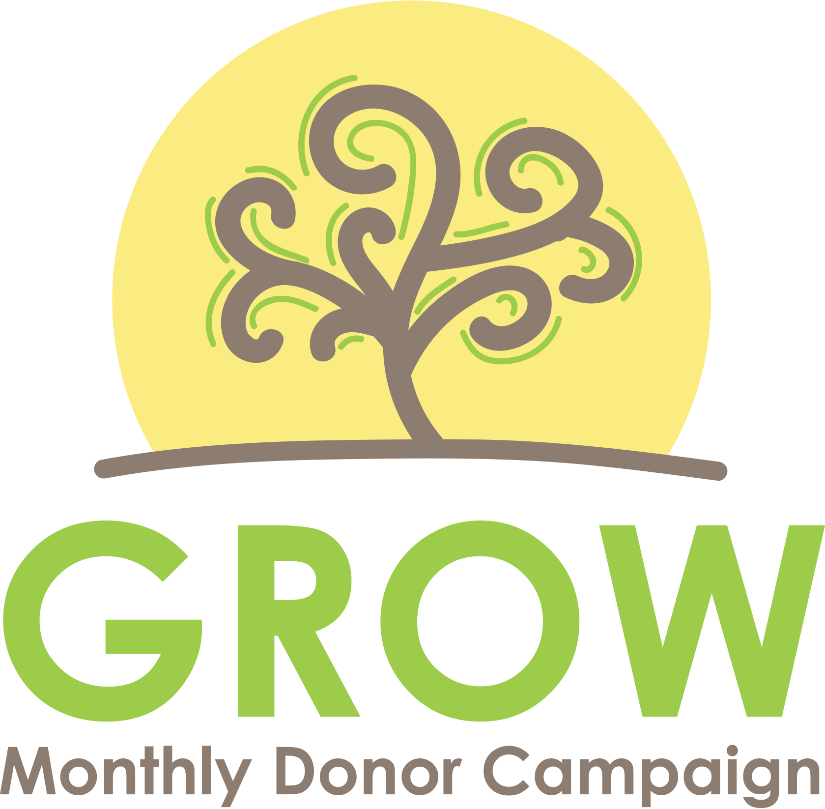 Grow Monthly Donor Campaign