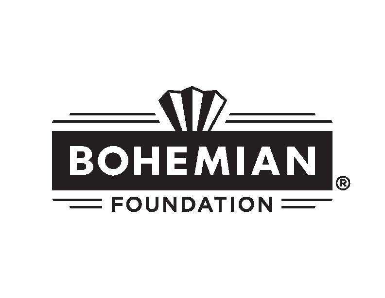 Bohemian Foundation Logo